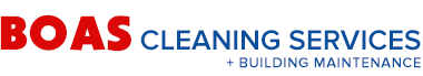 BOAS Cleaning Services logo