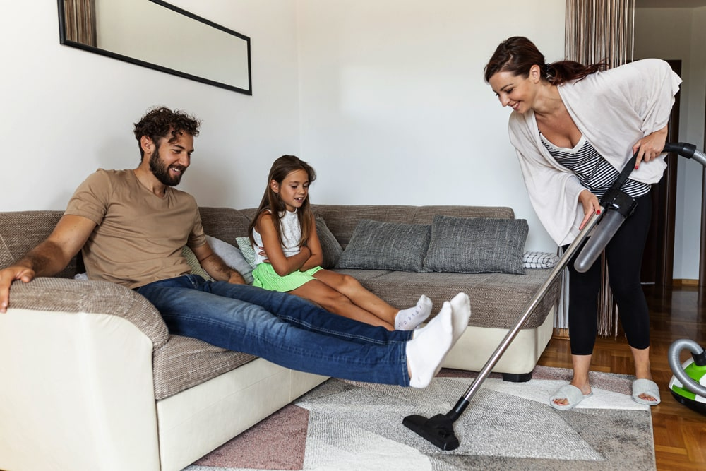 Carpet Cleaning in Fremantle