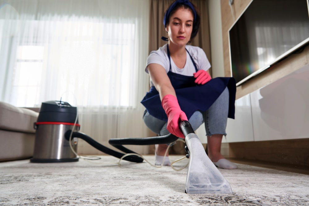 Remove Yellow Stains in Carpets