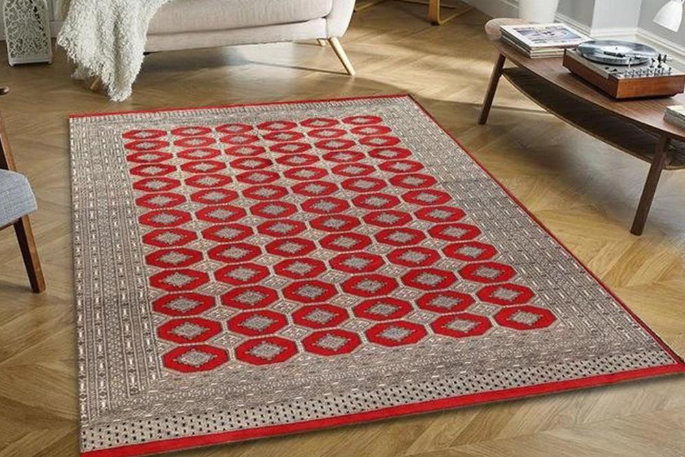 Traffic Patterns on Carpets